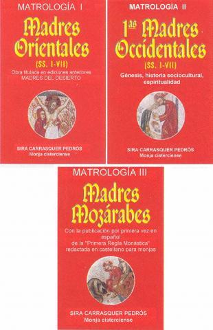 Matrología Monástica