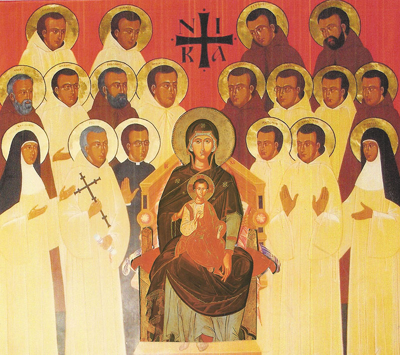 Beatificación de los Mártires de Viaceli y Fons Salutis