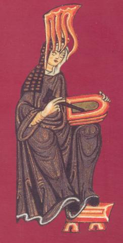 Hildegarda de Bingen. Biografía.