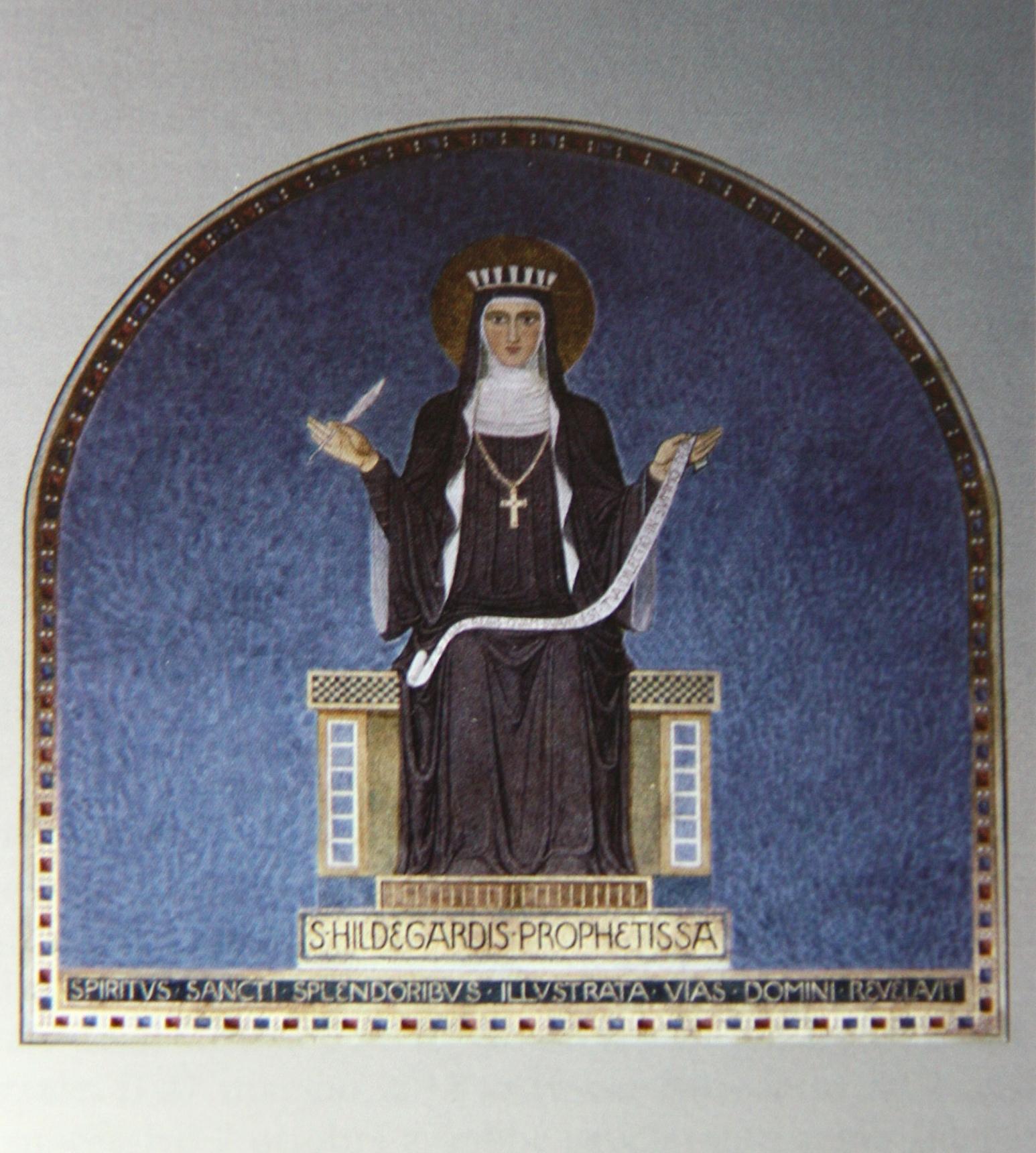 Santa Hildergarda