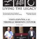 """Españoles en """"Thomas Merton Center"""""""