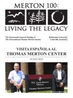 "Españoles en ""Thomas Merton Center"""