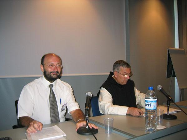 Barcelona 2004. La respuesta del monje en tiempos de opciones cruciales