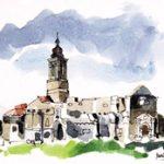 Primeras páginas de la historia del Monasterio de Santa Susana