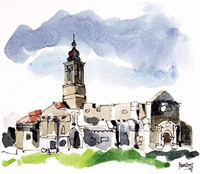Monasterio de Santa Susana de la Trapa