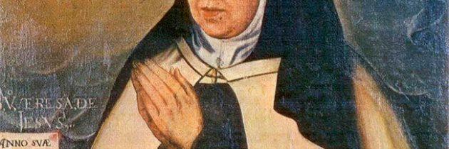Teresa de Jesús y Thomas Merton